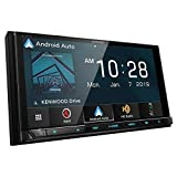 Kenwood DNX996XR 6.8' DVD Navigation Receiver w/ Wireless CarPlay & Android Auto (Certified Refurbished)