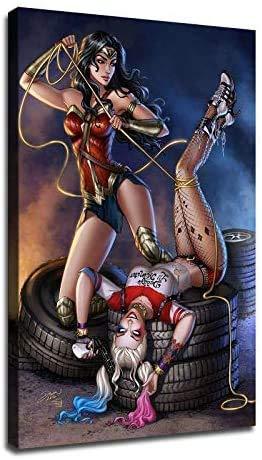41evnqneF5L._SL500_ Harley Quinn DC Comics Posters