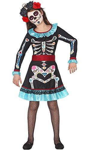Atosa–Disfraz del Fantasma de Catrina