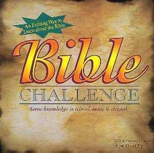 las mejores marcas venden barato Bible Challenge by David David David C. Cook  Seleccione de las marcas más nuevas como