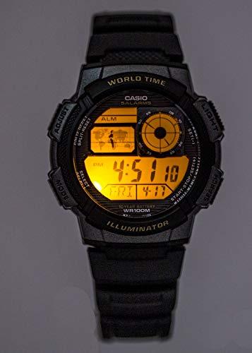 Casio AE-1000W-1AVCF