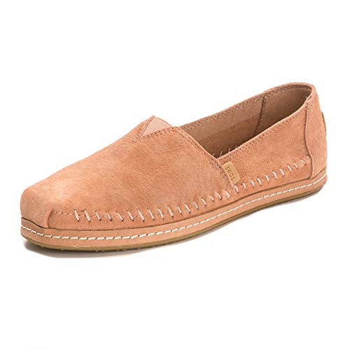 TOMS Damen Women Alpargata Leather Wrap Espadrilles, Pink (Sand Pink 000), 40 EU