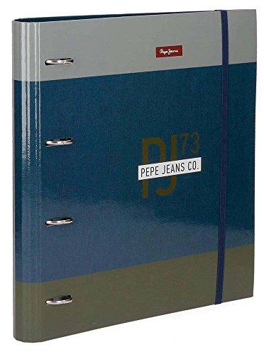 Cuaderno con anillas Pepe Jeans Trade