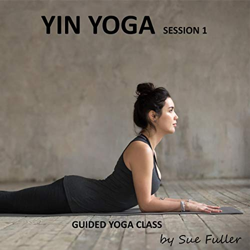 Yin Yoga Session 1 cover art