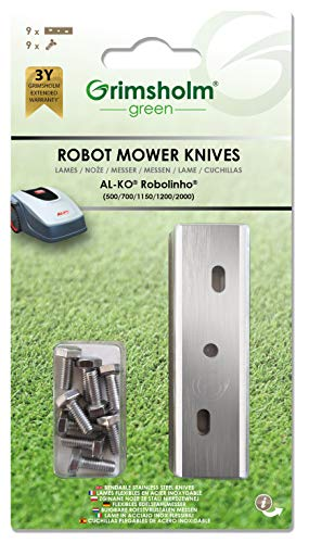 Messer für AL-KO Robolinho (E models), 9 Stk