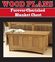 FOREVER CHERISHED BLANKET CHEST WOODWORKING PAPER PLAN PW10043