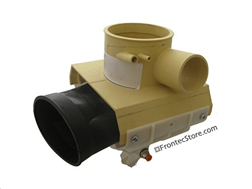 1x Drain Valve For Wascator, Wascomat, Electrolux Wascator, Nyborg, Dubix; Gen5 fits for 438009301