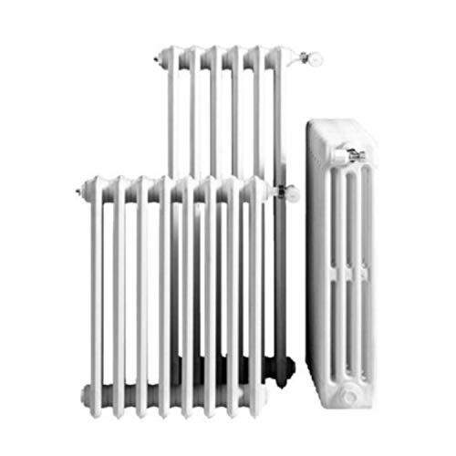 Conjunto de 50 juntas para para radiador de hierro fundido, 1 pulgada, 4,8 x 3,4 x 0,05 centímetros (Referencia: 196003000)