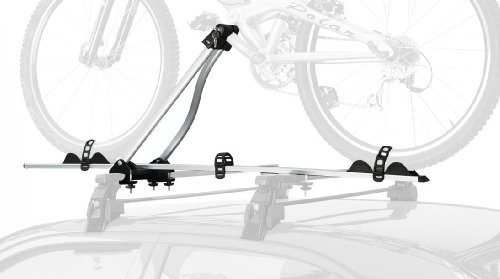 Avenir AVR807 1 Bicicleta Techo Montaje Rack – Plata
