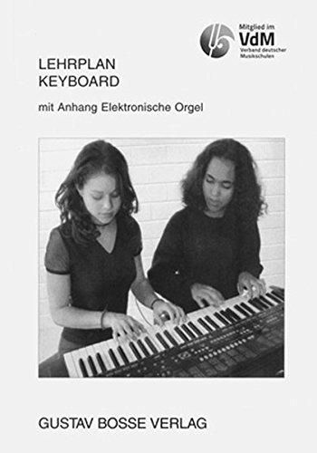 Lehrplan Keyboard (Lehrpläne des Verbandes deutscher Musikschulen e.V.)
