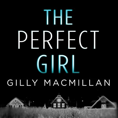 The Perfect Girl audiobook cover art