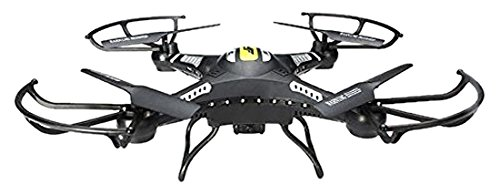 s - idee - 01199 S183C - Quadricottero con Telecamera HD, 4,5 canali, 2.0 megapixel
