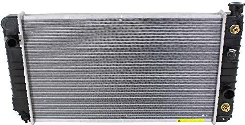 Radiator Compatible with CHEVROLET S10/BLAZER 1988-1994 4.3L