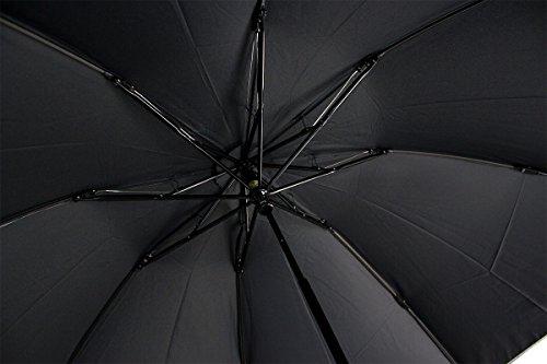 【画像】ぶっちゃけ「男の日傘はキモい問題」ってこのモンベルのヤツで解決するよな・・・完全な日陰が手に入りさらに雨晴兼用とか、、、買うわ