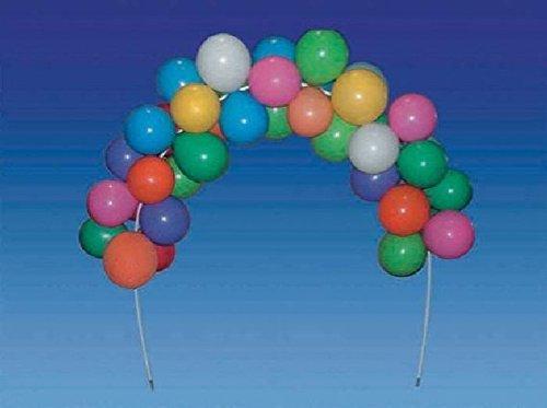 Cotillon d'alsace - Arche à Ballons - Hauteur 1m30 Environ