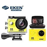 EKEN H9R Action Cam Unterwasserkamera 4K 20MP WiFi Unterwasser 30M