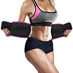 Fat burning band best belt for weight loss and avoid gym injuries