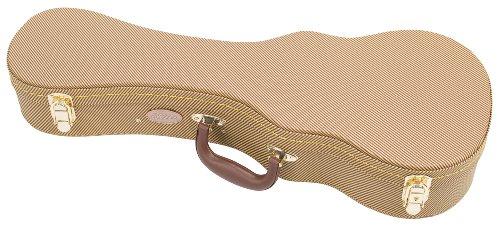 Hilo Ukuleles TCU-S Tweed Sopran-Ukulele Tasche für Ukulele