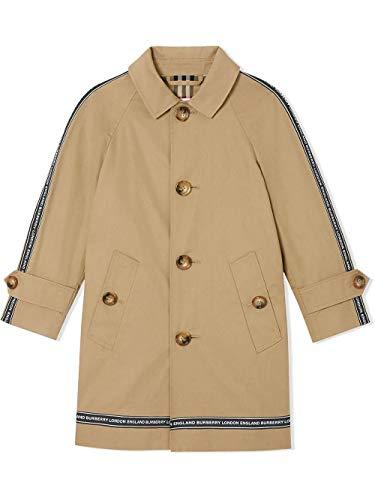 BURBERRY Luxury Fashion Jungen 8025058 Beige Jacke |