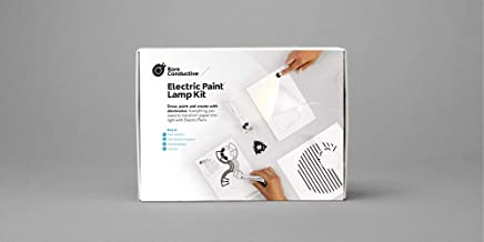 Bare Conductive - Electric Paint Lamp Kit – DIY Electronics - Lamp Making