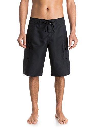 Quiksilver Men's Manic 22 Inch Boardshort, Black 2015, 32