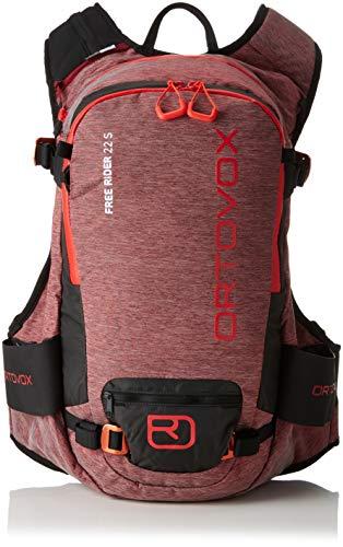 Ortovox Free Rider 22 S Rucksack, 52 cm, 22 L, Dark Blood Blend
