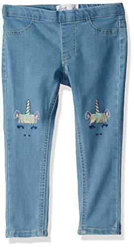 Freestyle Revolution Mädchen Pull On Jegging Jeans, Zara Wash, 3 Jahre