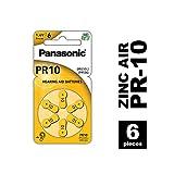 Panasonic PR10 Zink-Luft-Batterien für...