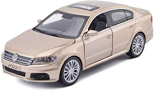 KJAEDL Modelo de Coches para niños Modelo de Auto Fundido a presión 1:32 Modelo de Auto de Juguete estático de aleación de simulación