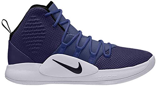 Nike Men's Fitness Shoes , Multicolour Midnight Navy Black White 2 , 11 US
