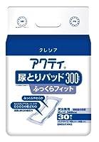 業務用 アクティ パッドタイプ 尿とりパッド300 ふっくらフィット 【ケース販売】 30枚入 6袋/ケース