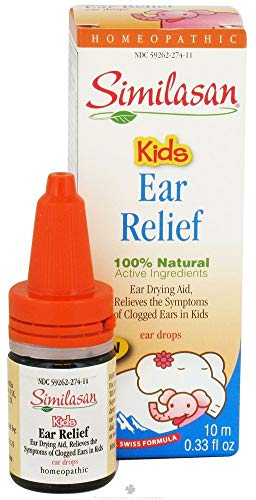 SIMILASAN Childrens Earache Relief, 0.33 FZ