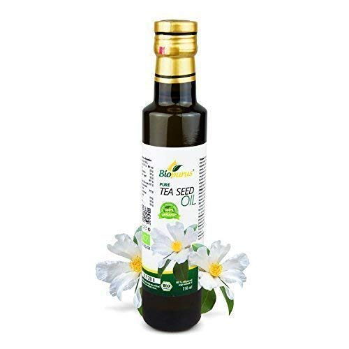 Organique Certifié Presséà Froid Thé Grain / Camellia Oleifera Huile 250ml Biopurus