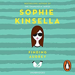 Finding Audrey cover art