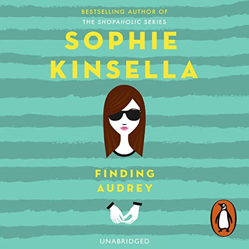 Finding Audrey                   By:                                                                                                                                 Sophie Kinsella                               Narrated by:                                                                                                                                 Gemma Whelan                      Length: 6 hrs and 36 mins     195 ratings     Overall 4.2