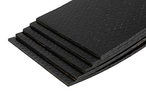 20 Stück Bitumenmatte, Antidröhnmatte, Dämmmatte Selbstklebend 500x200x5,5mm