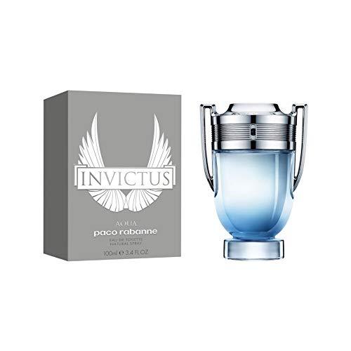Perfume Invictus Aqua - Paco Rabanne - Eau de Toilette Paco Rabanne Masculino Eau de Toilette