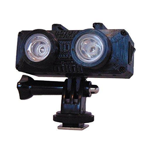 Ghost Light GL7-PRO-MINI-GP 10 Watt IR Night Vision Light for IR or Full Spectrum Gopro