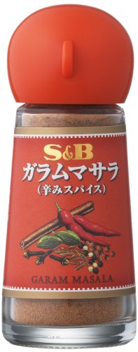 S&B ガラムマサラ 13g×5個