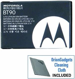 NEW MOTOROLA OEM BT90 EXTENDED BATTERY FOR Q9m KRZR K1M [Electronics]