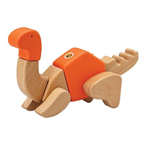 Small Foot Company - 9832 - Jeu De Construction - Kit Créatif - Dino - Tiara