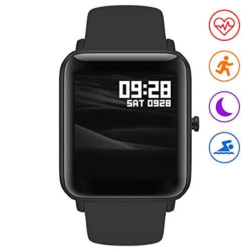 Fullmosa Smartwatch mit 1.4