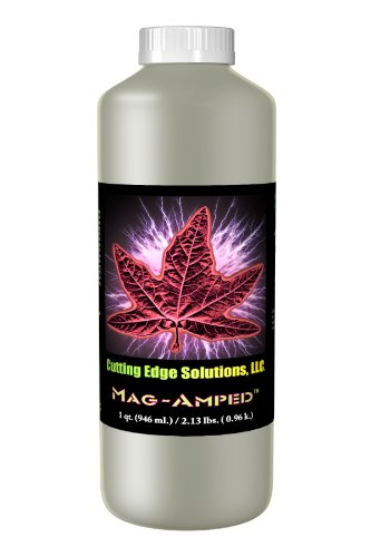 Cutting Edge Solutions Mag-Amped:2801 Mag-AmpedGrowing Additive, 1-Quart