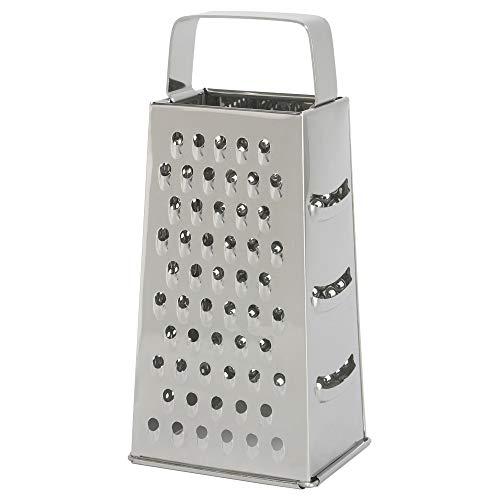 IKEA IDEALISK Reibeisen aus Edelstahl
