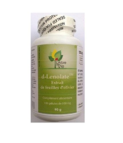 d-Lenolate - Extrait de feuilles d'olivier