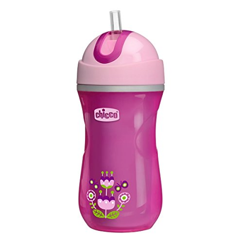 Chicco 00006991100000 Trinkbecher Sport, 14M+, 260 ML, rosa