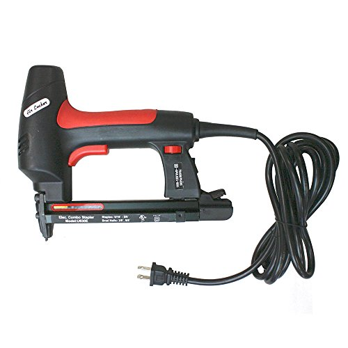 Product Image of the AIR LOCKER U630E Electric 22 Gauge 3/8 Inch Crown Upholstery Stapler 18 Gauge Brad Nailer