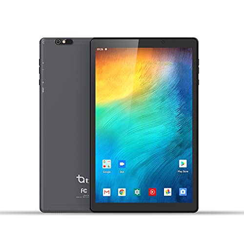 """Tibuta MasterPad E100 10.1"""" WiFi Tablet Quad CORE 60-bit,Android 11.0,Hard Ware LCD Display, Bluetooth 4.2,Google GMS,Support Multi-Language with Touch Panel"""