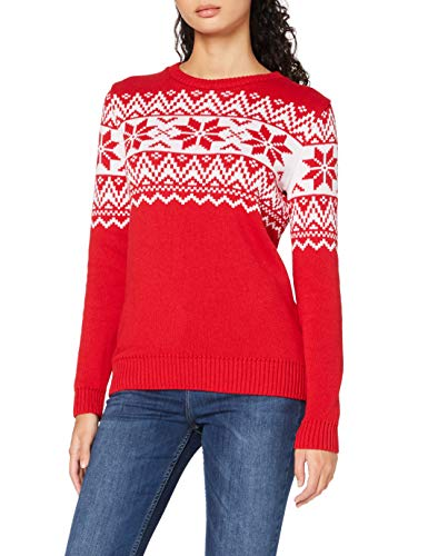 [Large] British Christmas Jumpers Women's The Nordic...