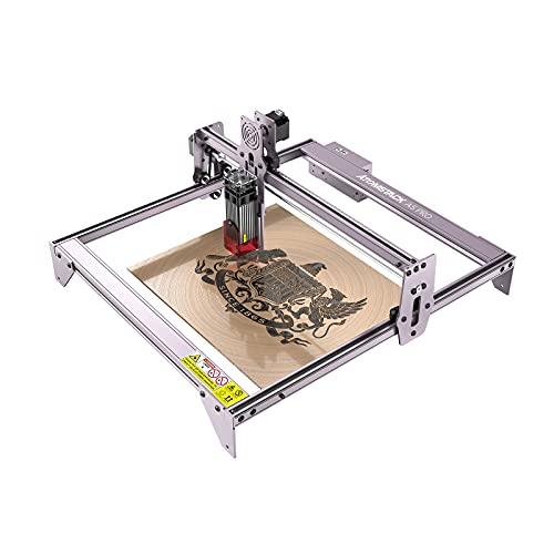 ATOMSTACK A5 Pro 40w Laser Graviermaschine Laser Engraving Carver DIY Logo Markierungsdrucker, Arbeitsbereich 410 mm x 400 mm